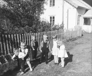 Unger på Nesset